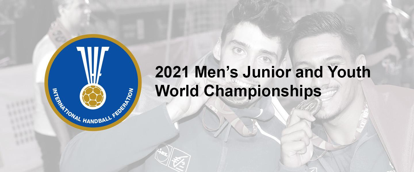 2021 Men's Youth and Junior World Championships Performance Rows