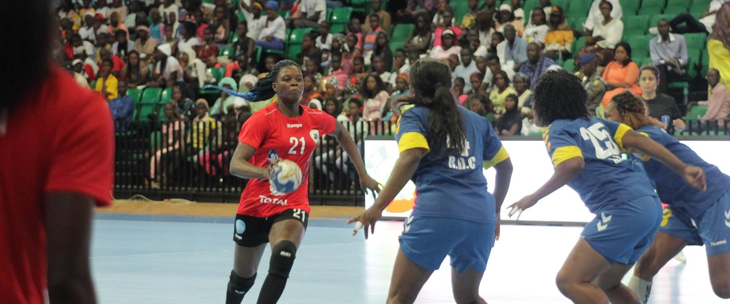 African women ready to play for Tokyo 2020