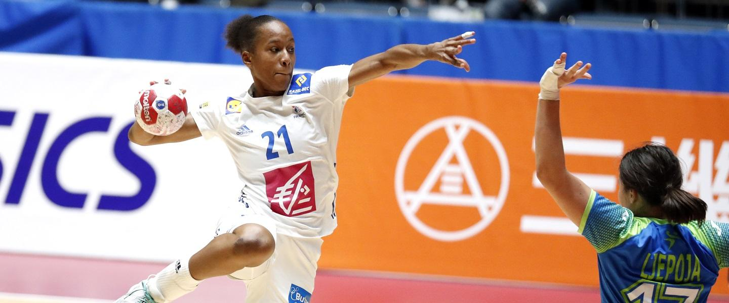 France Win Tokyo 2020 Test Event Ihf