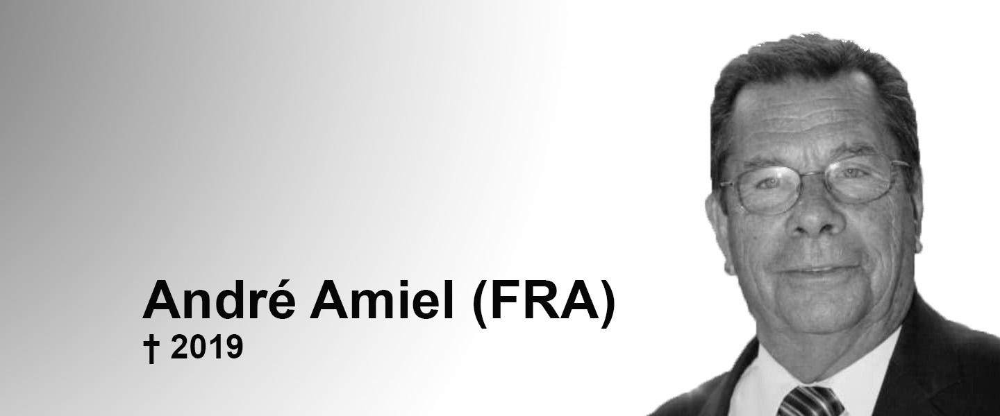 IHF Mourns André Amiel