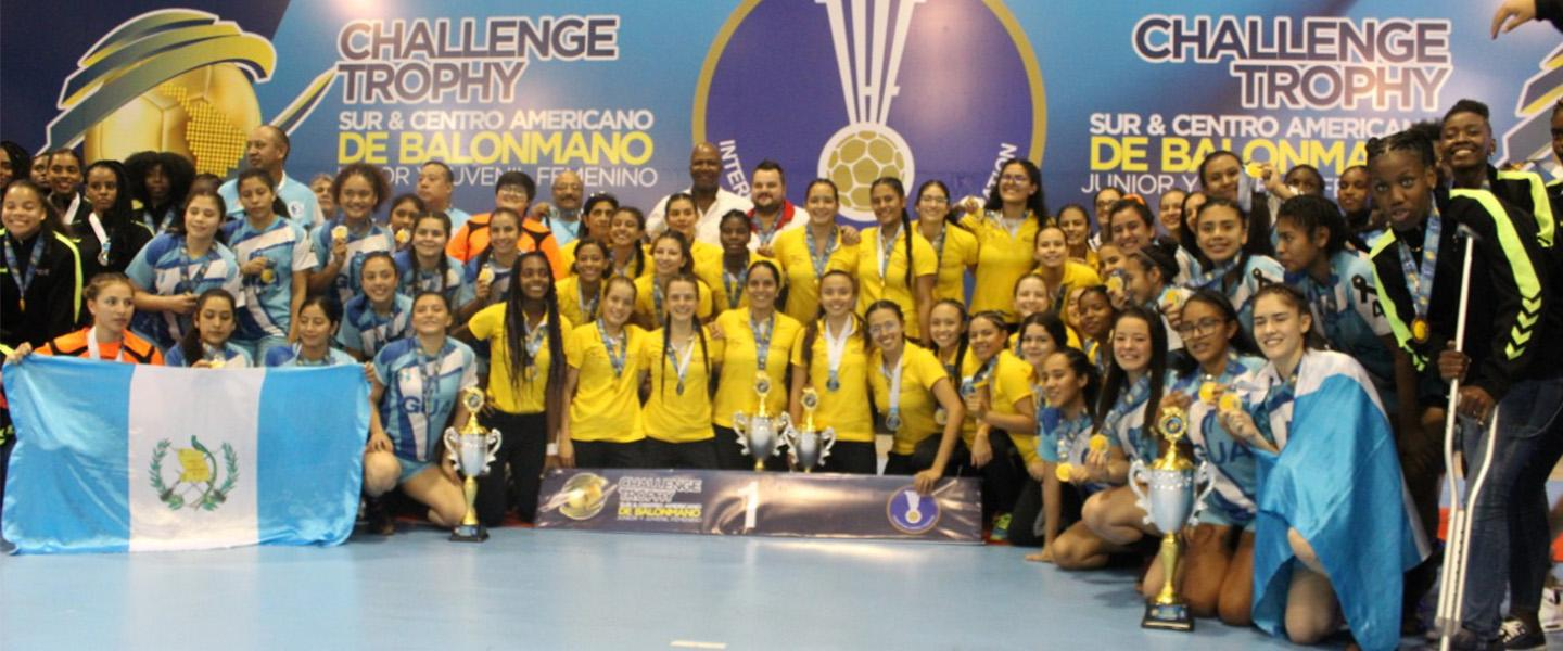 Colombia and Guatemala take IHF Trophy South and Central America titles