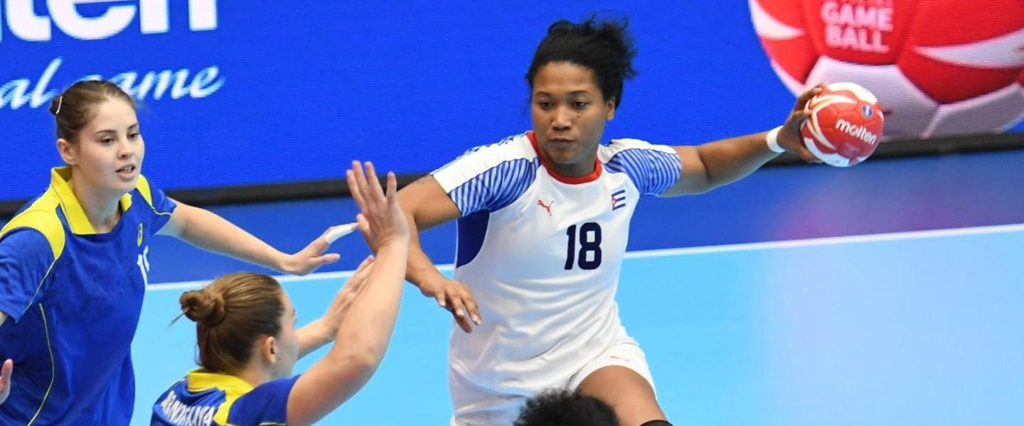 Cuba finish 21st, defeating Kazakhstan on penalty throws
