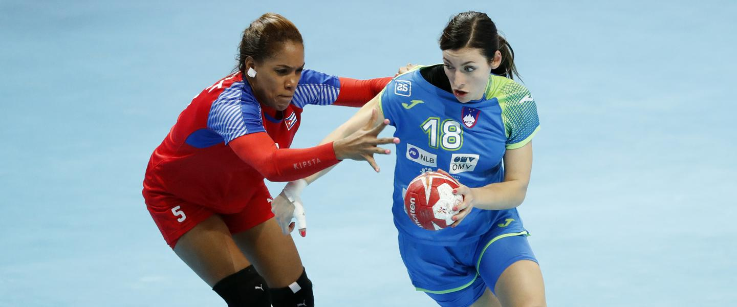Slovenia do enough against Cuba to set up final decision day