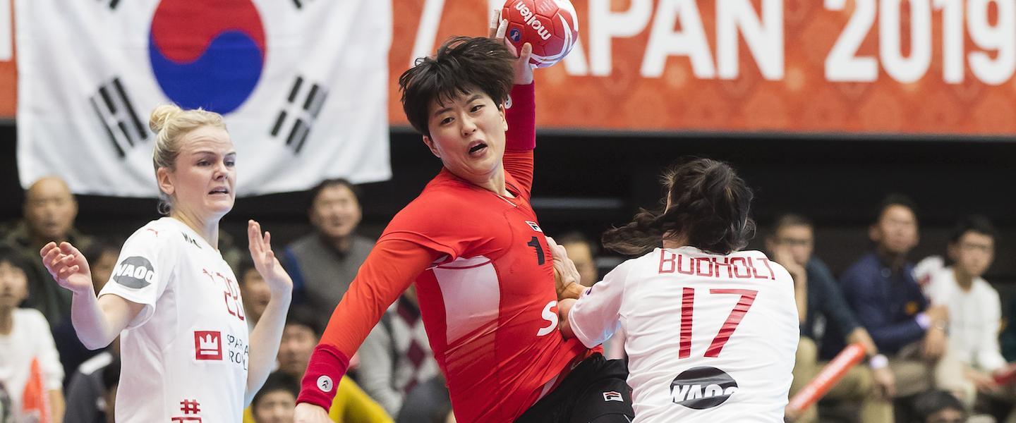 Republic of Korea and Denmark thriller ends in stalemate