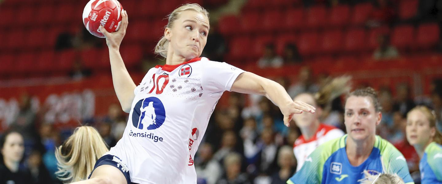 Norway overcome tough first half to defeat Slovenia