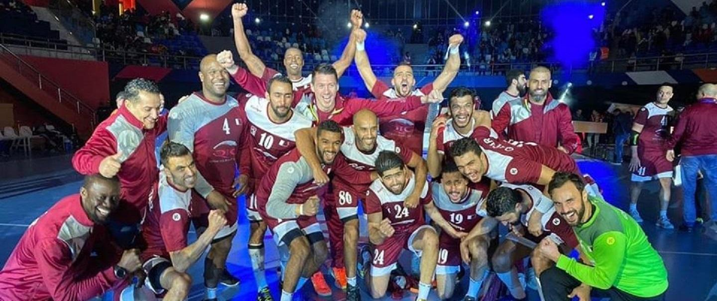 Qatar dominate final to retain Asian Championship