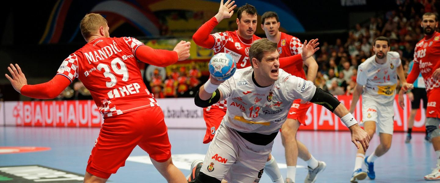 Three France 2017 semi-finalists to medal round at EHF EURO 2020