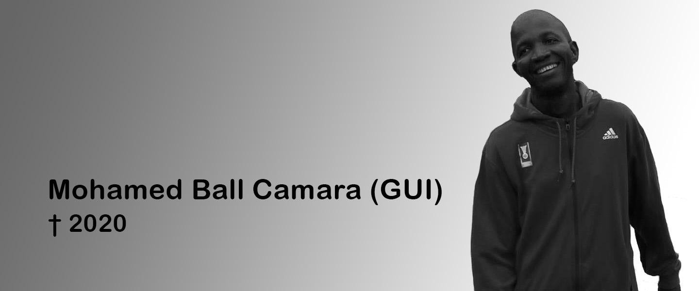IHF mourns passing of former IHF referee Mohamed Ball Camara