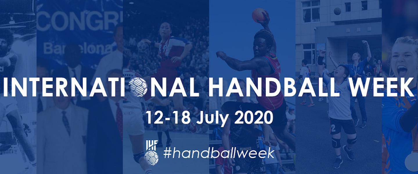 Worldwide online celebration for maiden International Handball Week