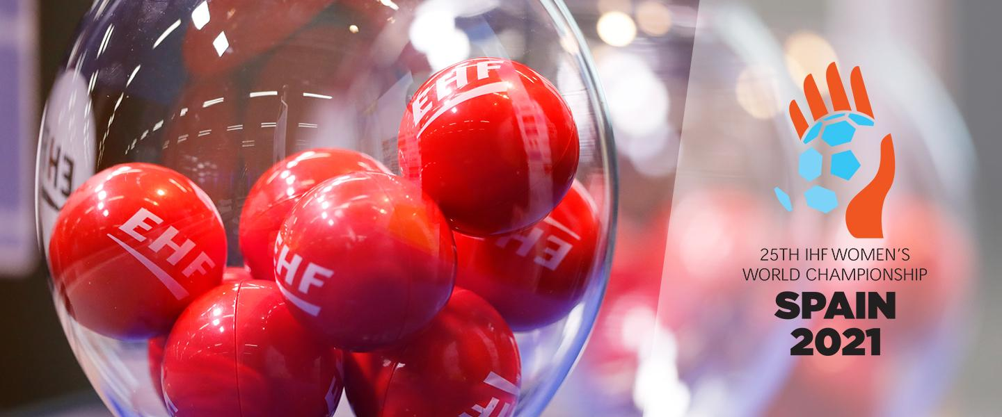 IHF | Draw for opening Spain 2021 European qualification phase held