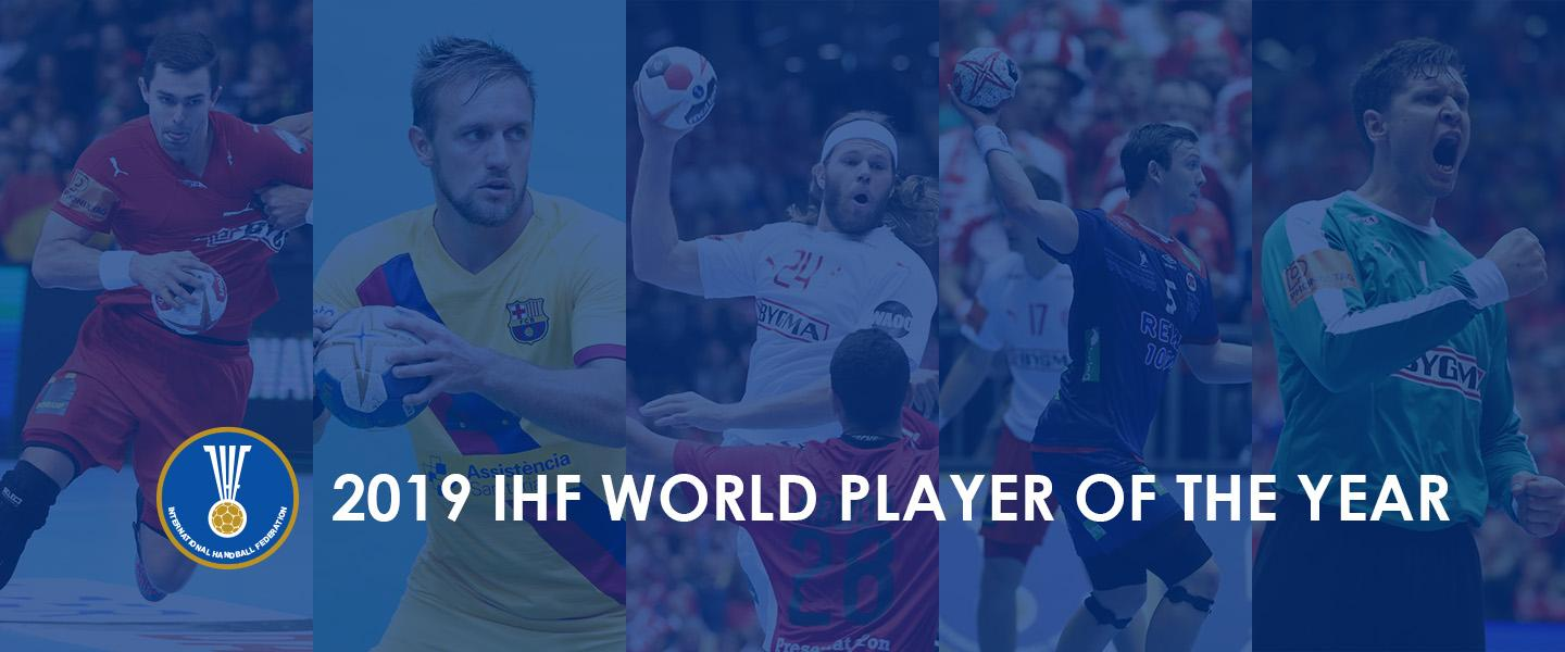 Presenting the 2019 IHF Male World Player of the Year nominees