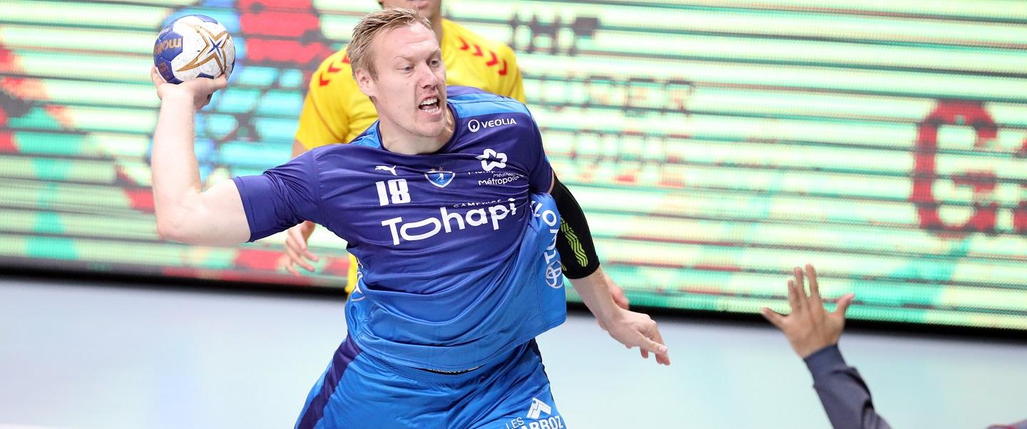 EHF club season begins with launch of new European League