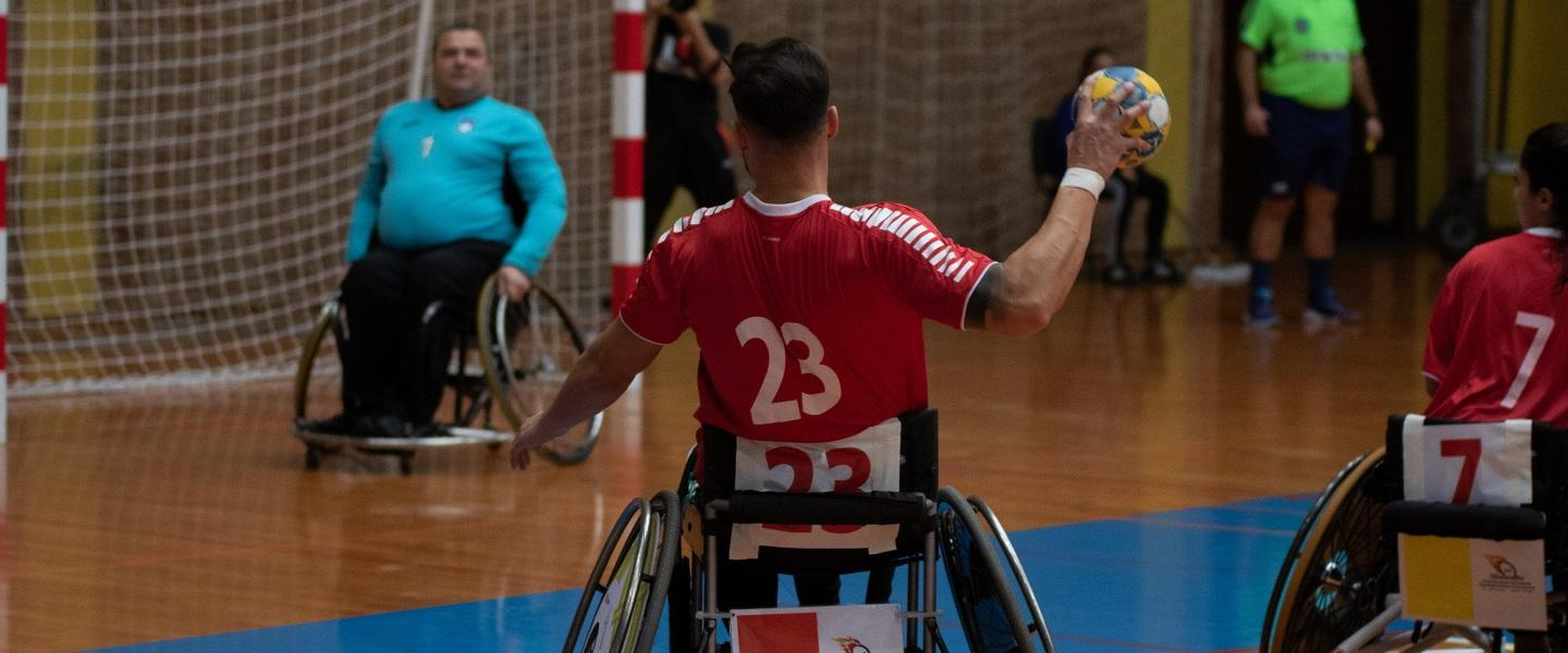 1st IHF Wheelchair Handball Seminar begins tomorrow