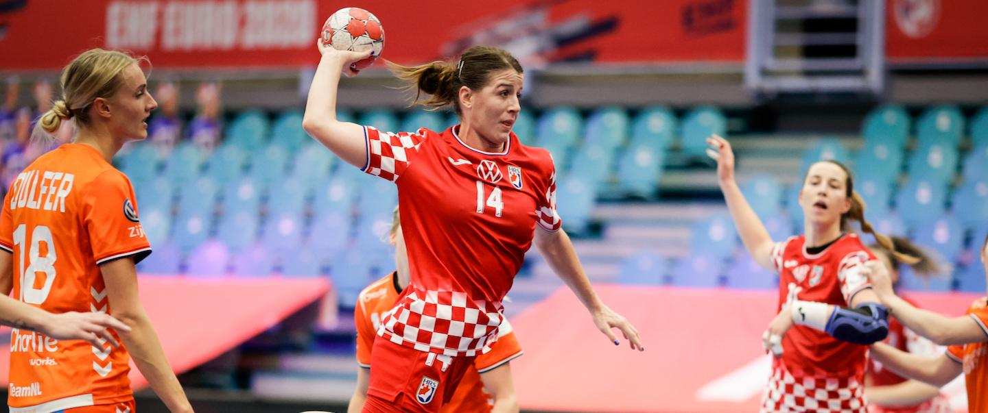 World champions struggle but make the cut at the Women's EHF EURO 2020