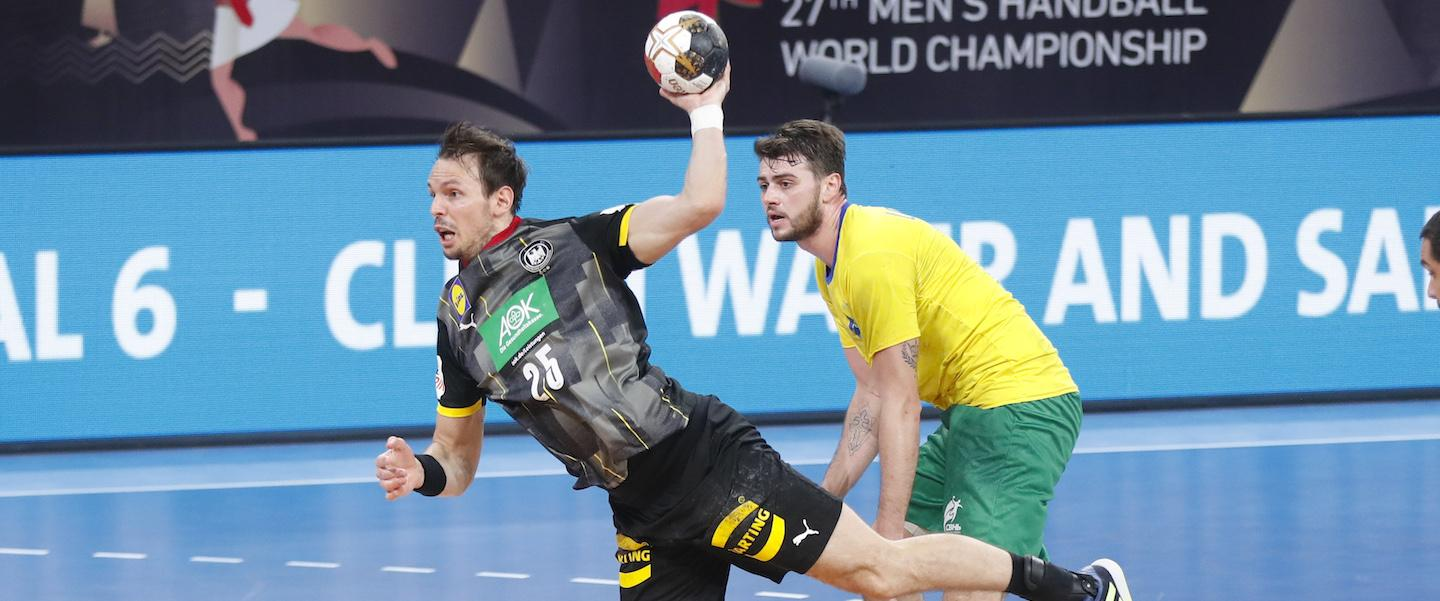 Germany bounce back with a win against Brazil