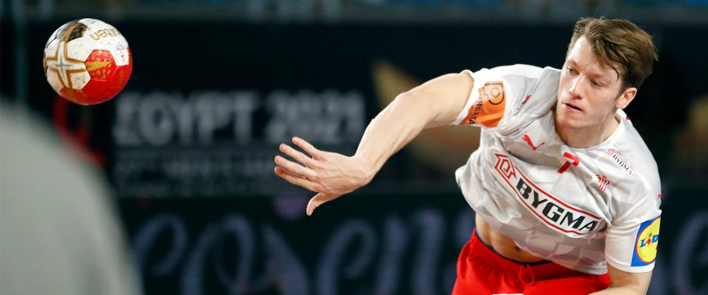 Fifth straight win sees Denmark through to quarter-finals