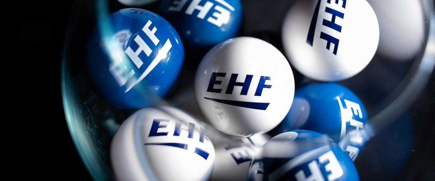 European teams learn their fate in draws for the Women's 17 EHF EURO 2021 and Women's 19 EHF EURO 2021