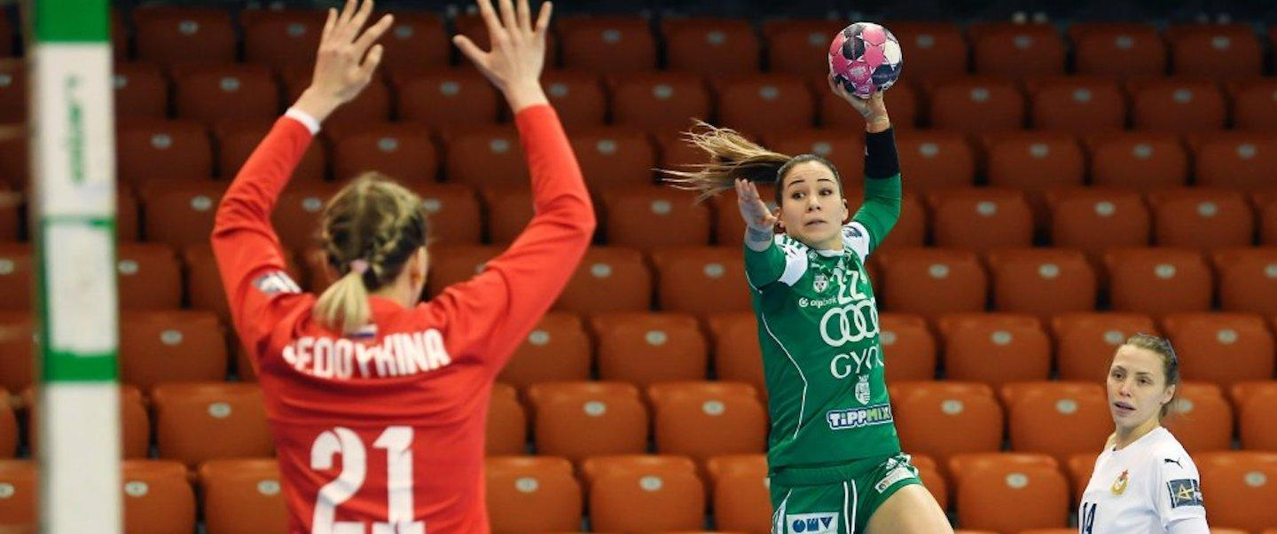 Györ and Rostov-Don seal first place as DELO EHF Champions League group phase ends