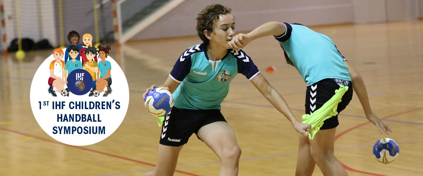 1st IHF Children's Handball Symposium opens tomorrow